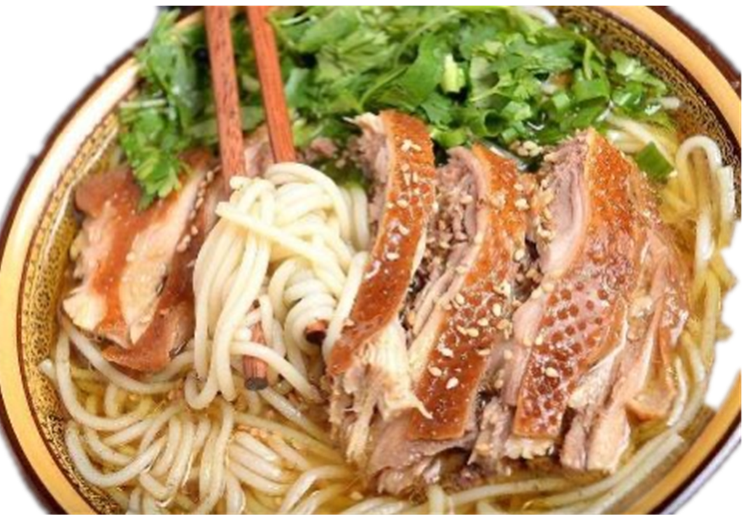 云南红河米勒金牌卤鸡米线 Soupe vermicelles de riz au ragout de poulet