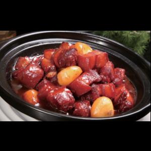 红烧肉 Un ragoût de porc