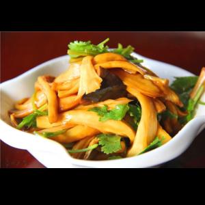手撕杏鲍菇 Salade de champignon pieurote
