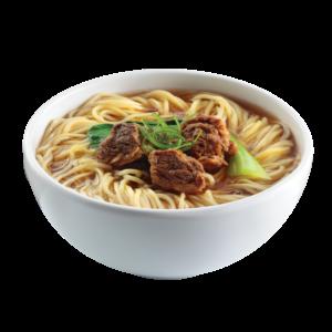 牛肉面 Soupe de nouille aux bœuf